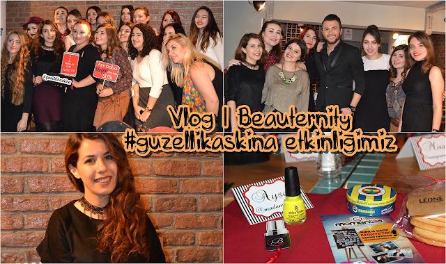 Güzellik Aşkına Blogger Etkinliğimiz