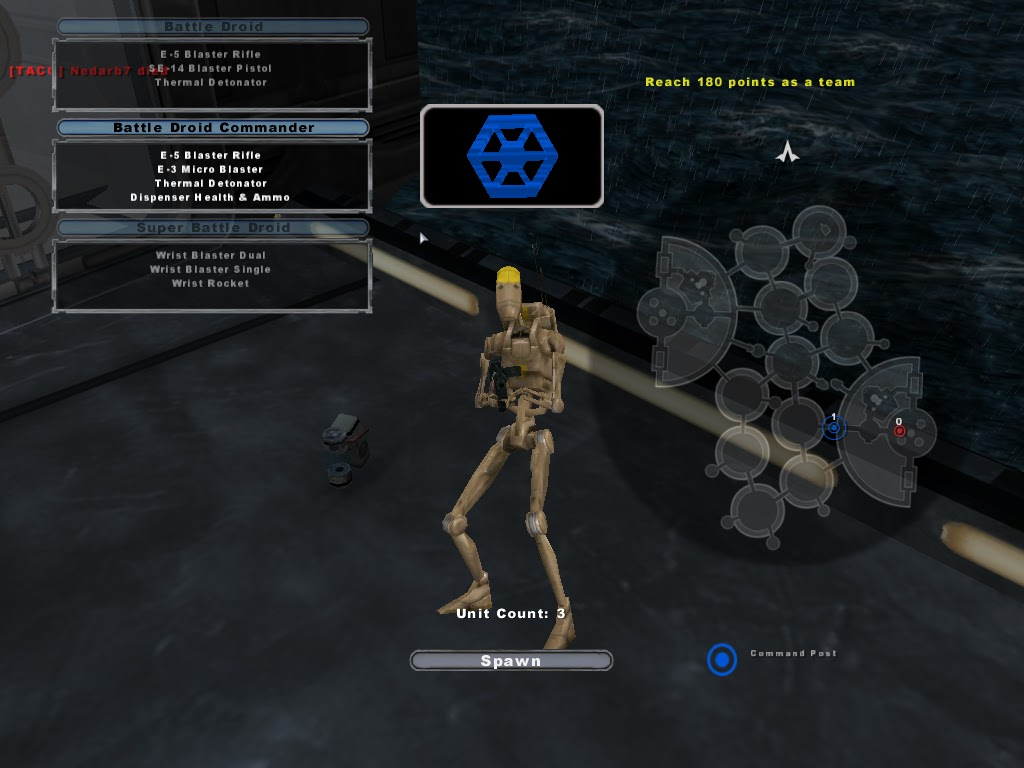 Star Wars Demos 99