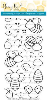 BUILD A BEE stamp set