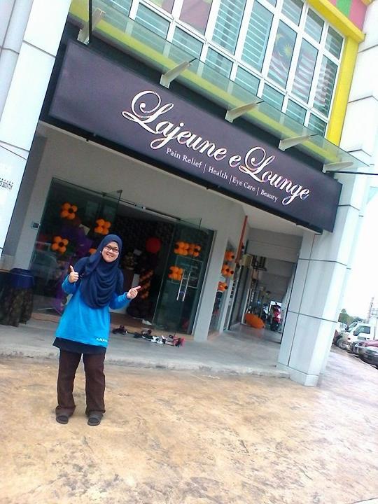 Lajuene eLounge, spa murah di shah alam, alamat Spa Lajuene eLounge,harga, pakej