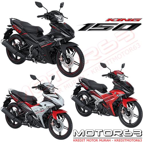 Yamaha Jupiter MX King 150 - Harga Kredit Motor Murah