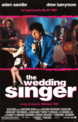The Wedding Singer Poster
