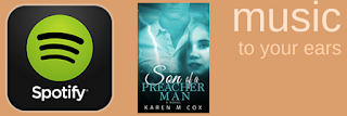 Spotify Playlist - Son of a Preacher Man by Karen M Cox
