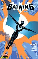Os Novos 52! Batwing #24