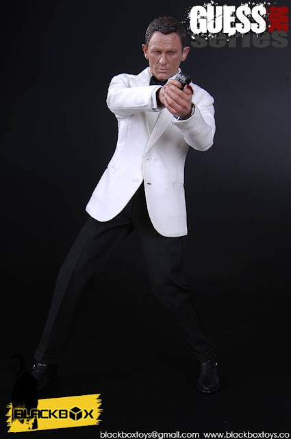 osw.zone Check out Blackbox Toys 1 / 6. Scale Daniel Craig as James Bond Specter 12 inch figure