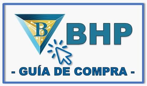 Guía de Compra Actualizada Criptomoneda BHPCoin (BHP)