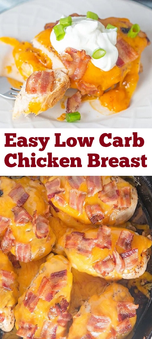 Easy Low Carb Chicken Breast Recipe   recipes low carb   recipes chicken   recipes chicken breast   recipes low carb chicken   recipes keto   recipes keto dinner   recipes dinner #ketodinner #lowcarb #chickenbreast #chickendinner