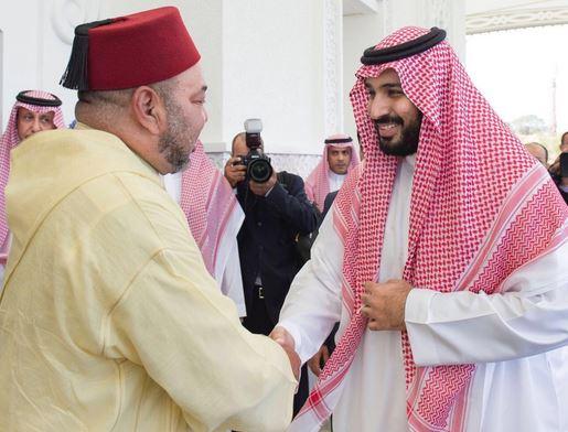 أزمة صامتة بين الرباط والرياض بعد إستثناء 'محمد بن سلمان' المغرب من جولته العربية