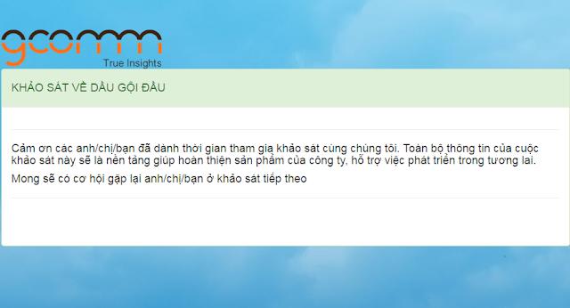 Tham Gia Khảo Sát Nhận Ngay Thẻ Cào 20K Từ GCOMM,kiem the cao,kiếm thẻ cào,kiemthecao.com