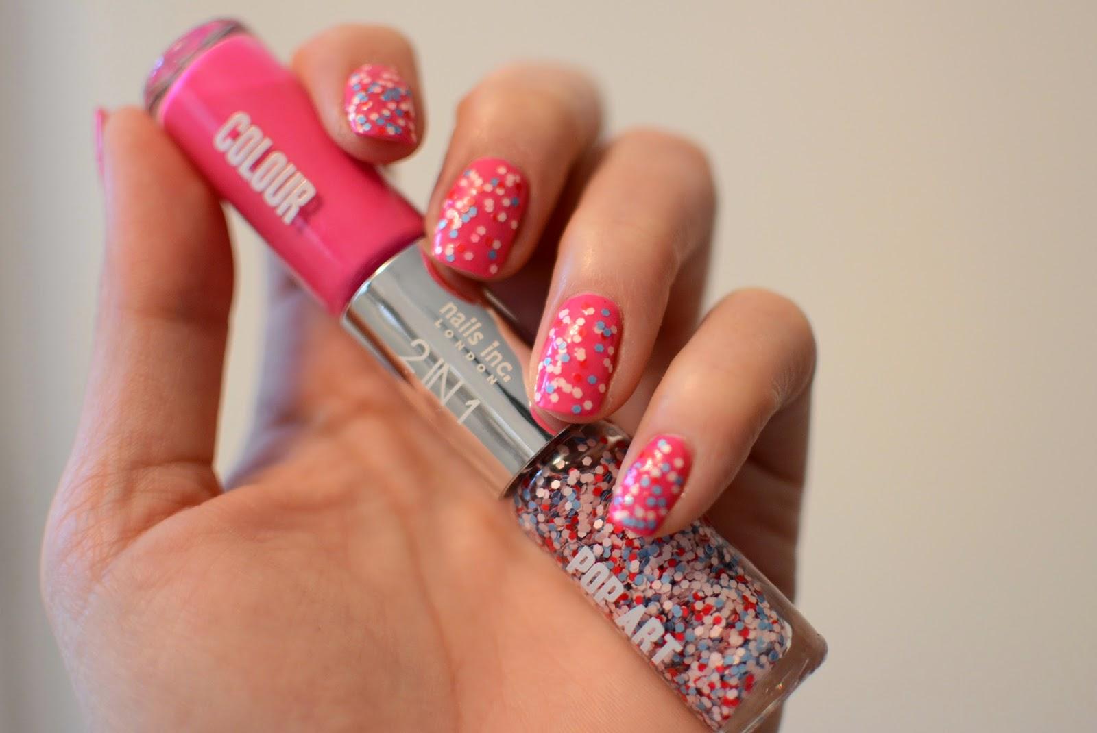 NAILS: Nails Inc Colour Pop Art - Emma Hill