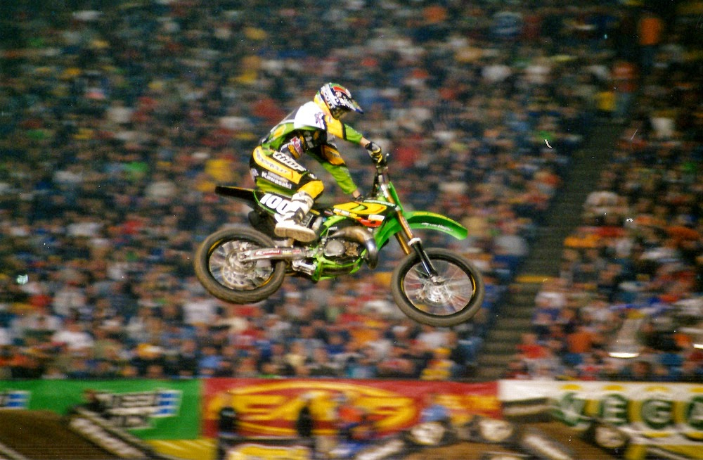 Mike Brown Pontiac Supercross 2001