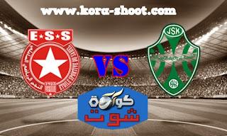 مشاهدة مباراة النجم الساحلي وشبيبة القيروان بث مباشر 17-02-2019 الرابطة التونسية لكرة القدم