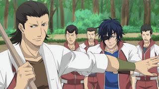جميع حلقات انمي Gakuen Basara مترجم عدة روابط