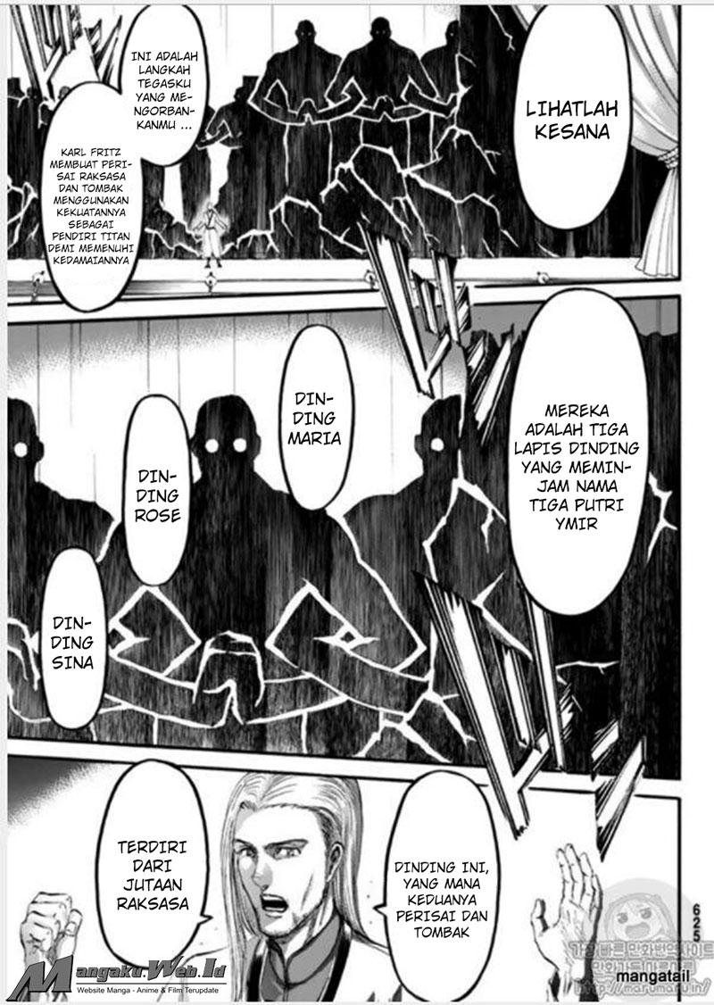 Shingeki No Kyojin: Chapter 100 - Page 15