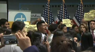 'You're a Liar:' 'Dreamers' Confront Pelosi Over DACA Negotiations With Trump