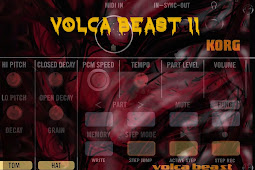 Volca Beast II - Korg Volca Drum Sample Library GRATIS dari Shawn Shirey