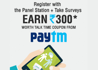Paytm Loot Get Rs300 Paytm Cash By Just Completing A Survey