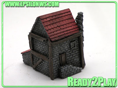 Fantasy Stone Houses picture 3