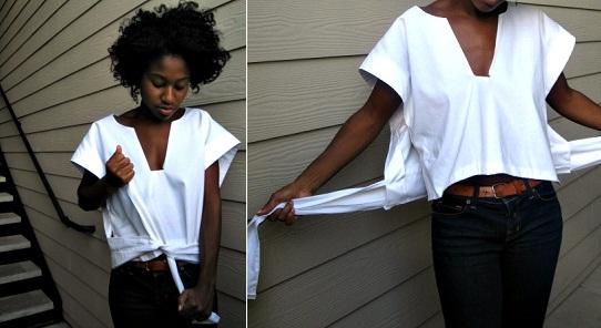 camisa, blusa, moda, bricomoda, costura, patronaje, vintage
