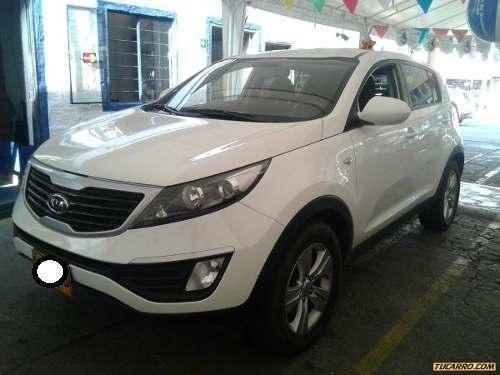 Kia New Sportage Revolution 2012