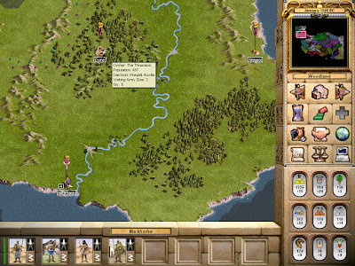 Chariots of War Game Screenshots 2003
