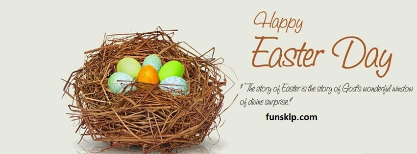 happy easter facebook cover photos free