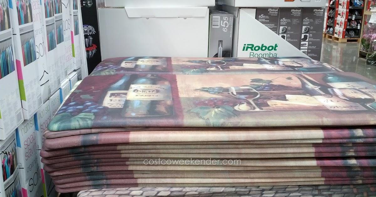 Apache Mills Soft Stand Kitchen Mat   Costco Weekender