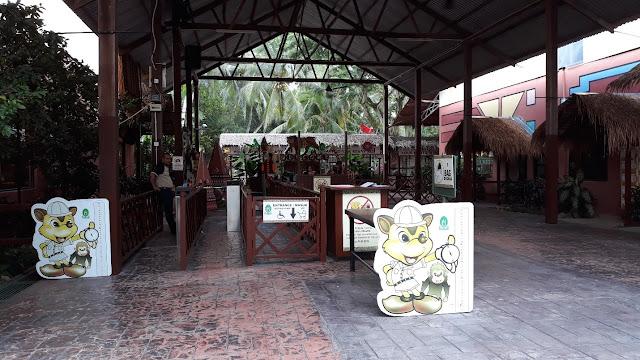 A'Famosa Animal World Safari