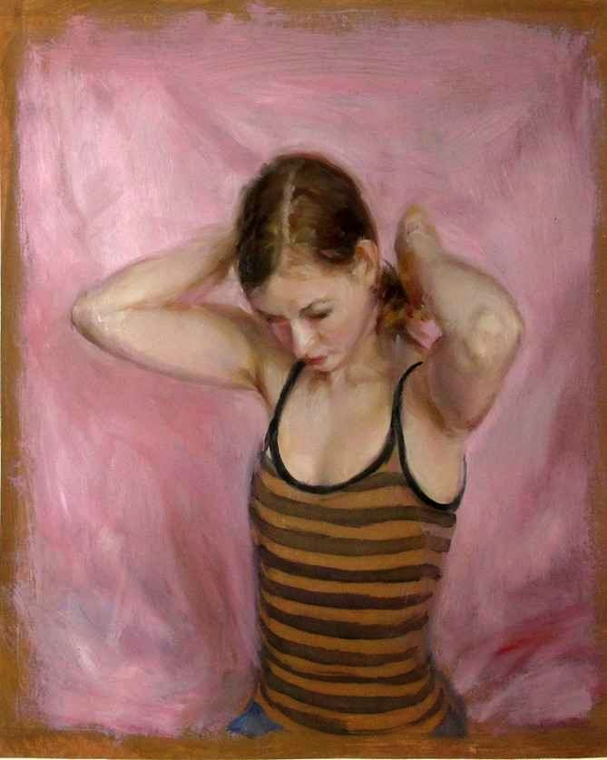 Немецкий художник-реалист. Christian Grosskopf