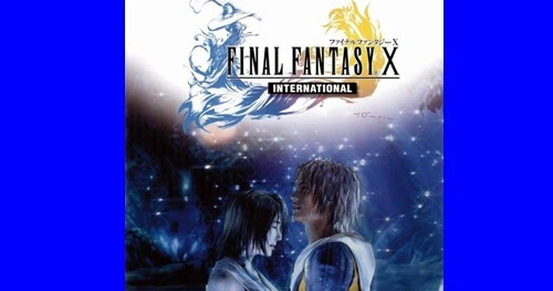Tem Na Web - FINAL FANTASY X INTERNATIONAL