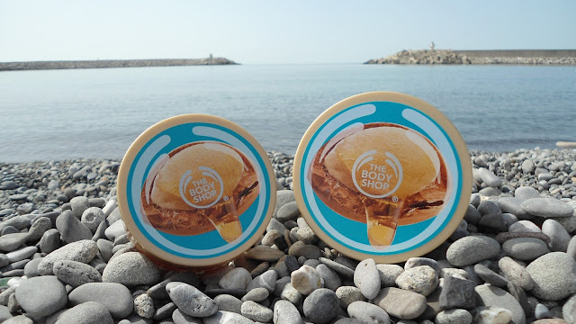 The Body Shop Argan Serisi Body Butter ve Vücut Peelingi