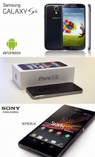 Image: Top Smartphones in Google Search Philippines 2013