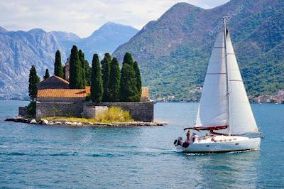 Jedrenje Jadransko more