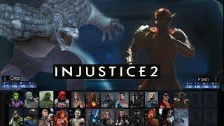 لعبة Injustice 2 2017 للاندرويد والايفون