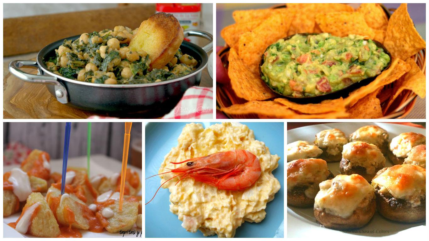 Tapas t picas de nuestros bares i cocina a buenas horas for Canal cocina tapas