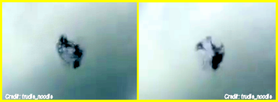 Mysterious UFO Caught on Film Across Cornwall 7-18-17
