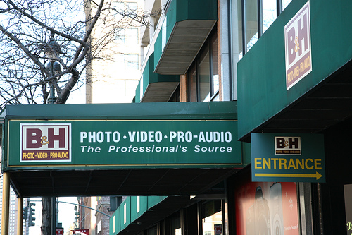 NEW YORK - B&H PHOTO E VIDEO