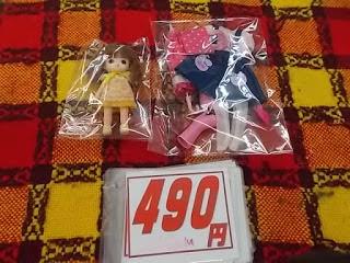 リカちゃん 小物 服 セット 490円