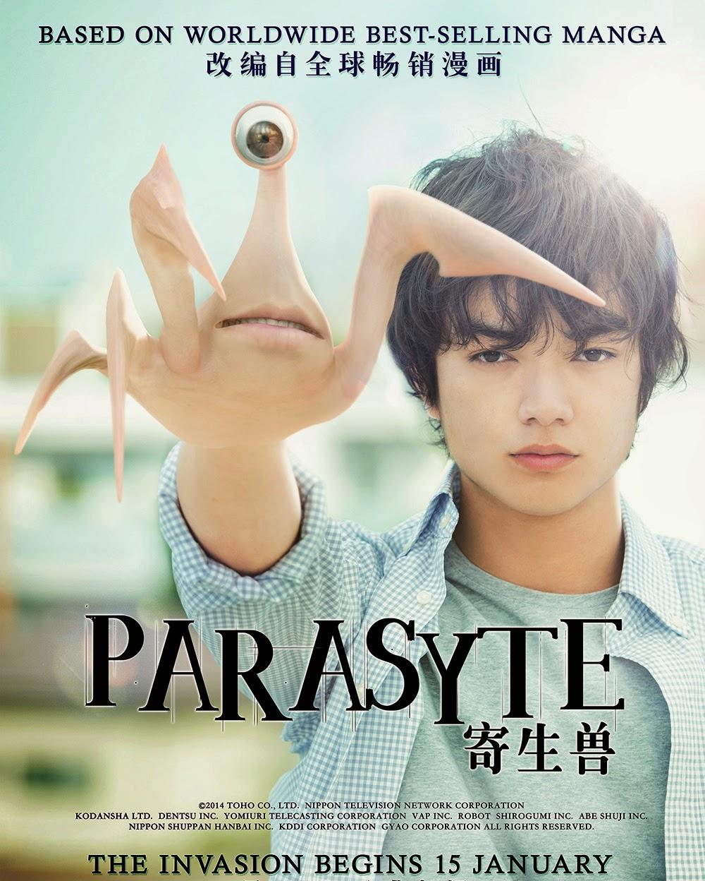 parasyte live action ger sub