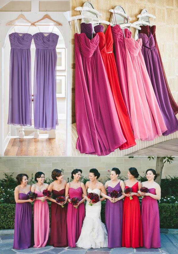 In sú najmä šaty v odtieňoch ako tmavý baklažán b6c33e39757