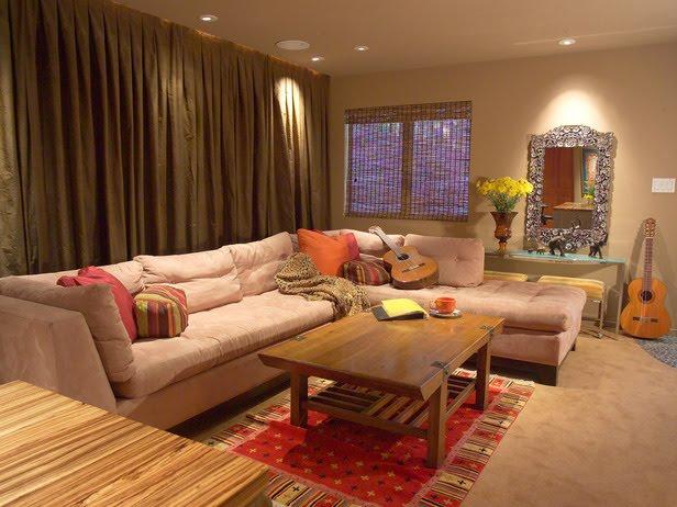 Modern Furniture: Asian Living Rooms