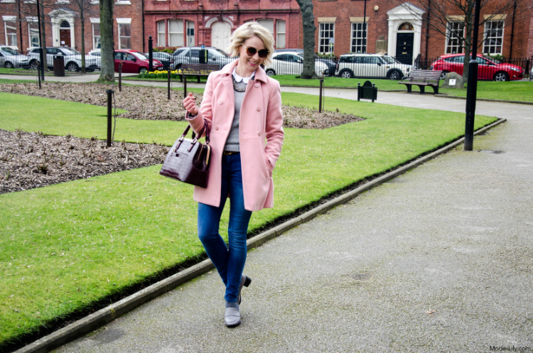 Outfit Post: How to style Pastel Pink - Pantone Colour of the Year 2016
