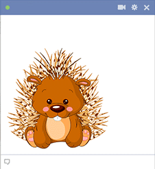 Porcupine Icon