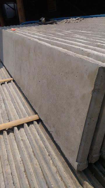 pagar beton berkualitas k 300