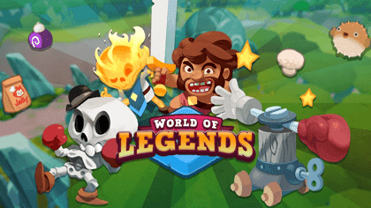 World of Legends: FAQs, Tips, and Strategy Guides List