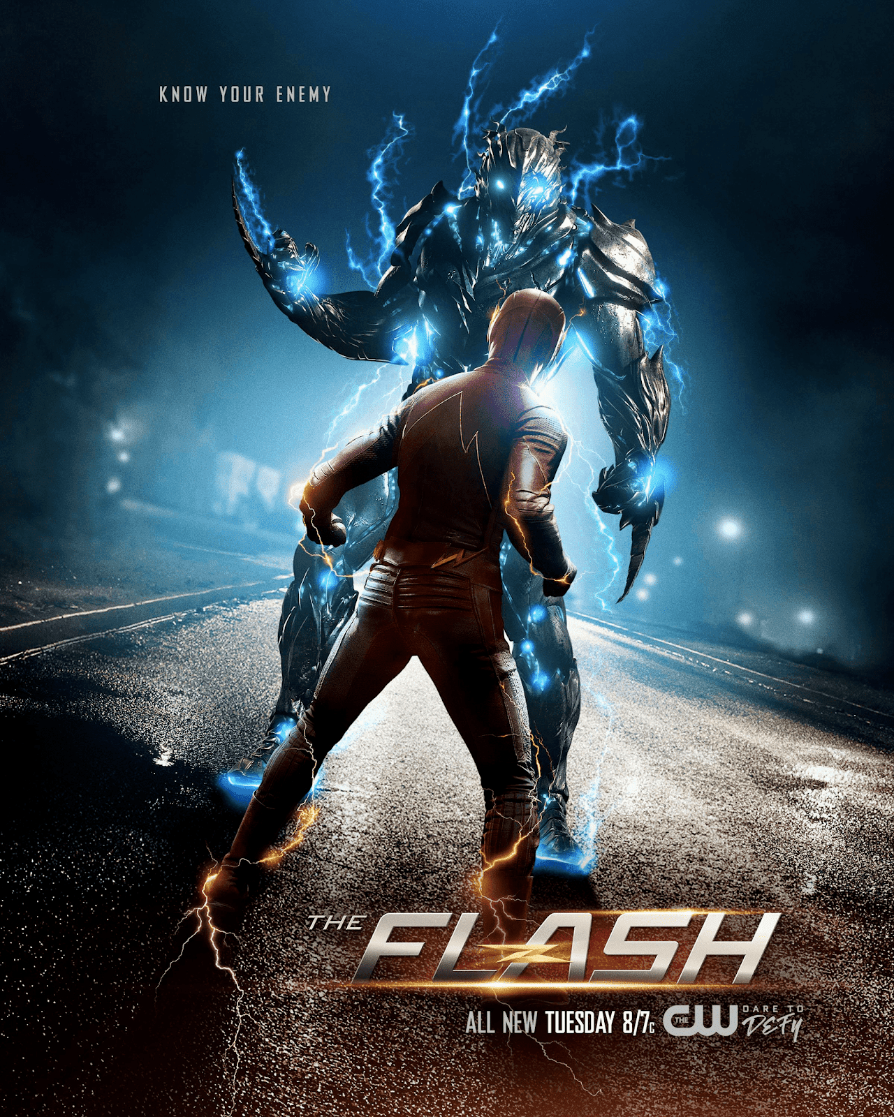 The Flash Season Three All Episodes Torrent Download [720p]