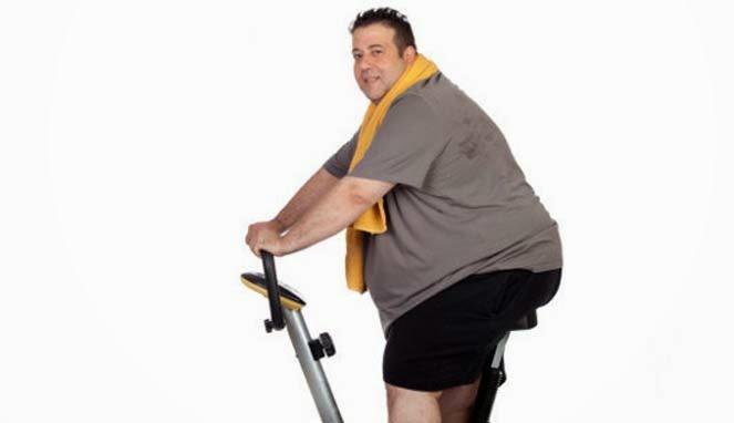 Sepeda Statis, Evogood, Olahraga untuk orang gemuk