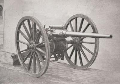 Canon de 52 du Capitaine Sainte-Claire Deville