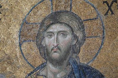 Mosaico de Santa Sofía (Estambul)