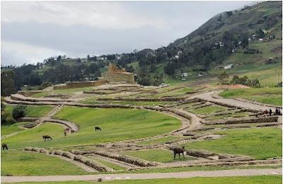 Cuenca – Ruinas de Ingapirca